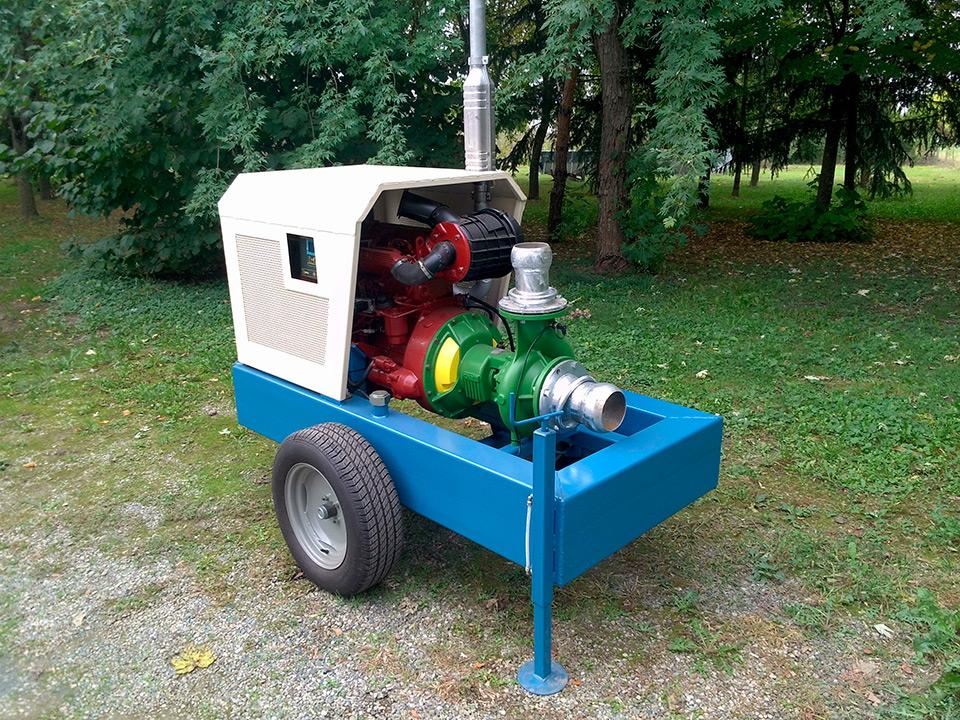 assistenza riparazione e vendita motofrizioni e pompe per